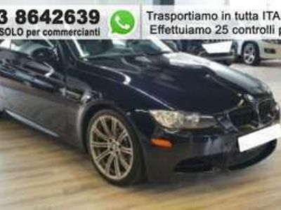usata BMW M3 cat Coupè Benzina