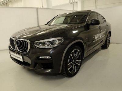 usado BMW X4 xDrive 20d Msport-X