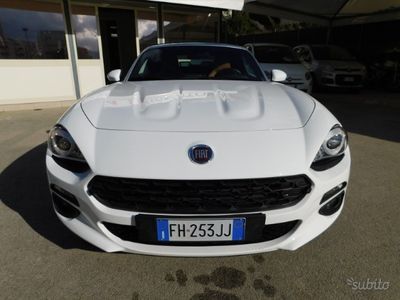 used Fiat 124 Spider 1.4 MultiAir