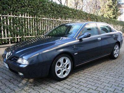 usata Alfa Romeo 166 3.0i V6 24V SUPER 226 CV - RIAR