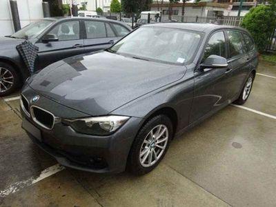 begagnad BMW 316 d Touring Advantage autom. NAVI SENSORI KM CERTIFI Monte San Giusto
