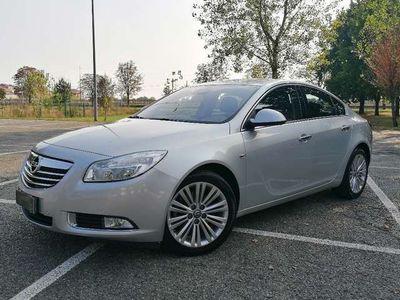 usata Opel Insignia 1.6 Turbo 180CV/ Cosmo/PELLE/PDC/UNICA/KM CERTI!