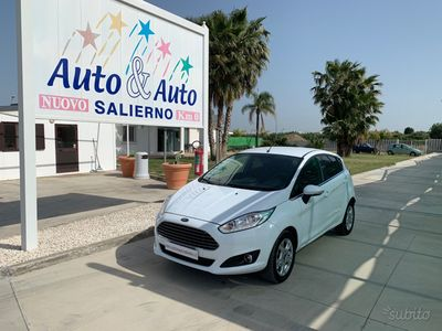 brugt Ford Fiesta 1.4 5p. Bz.- GPL Titanium