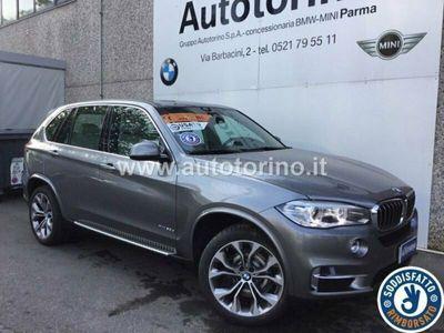 usata BMW X5 xDrive30d 258CV Experience del 2016 usata a Parma