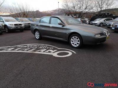 gebraucht Alfa Romeo 166 2.4 JTD cat Distinctive