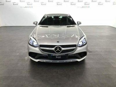 usata Mercedes E250 SLC d AMG line del 2017 usata a Narni