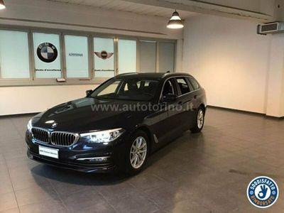 usata BMW 520 Serie 5 520 d touring xdrive Business auto