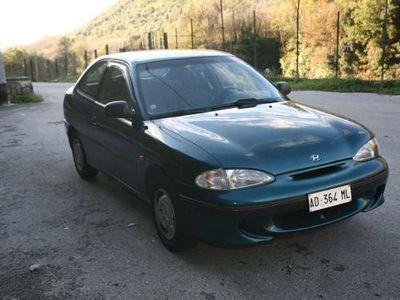 usata Hyundai Accent 1.3i 12V cat 3 porte GS