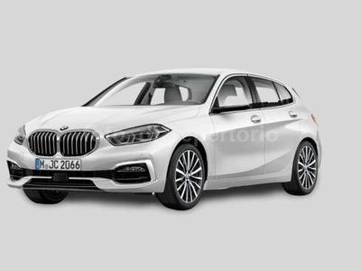 usata BMW 120 SERIE 1 (5 PORTE) d xDrive 5 P. Luxury