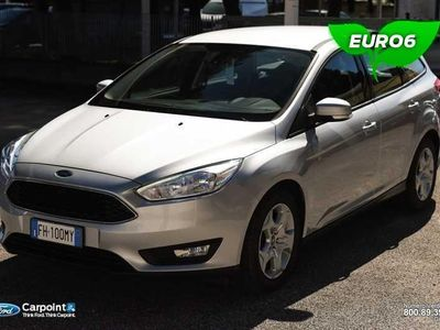 used Ford Focus SW 1.5 tdci Plus s&s 120cv