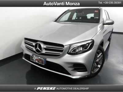 usado Mercedes GLC250 d 4Matic Premium del 2016 usata a Monza
