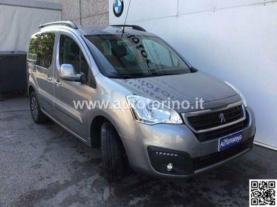 used Peugeot Partner 1.6 bluehdi 120cv t.mix Act. S&S E6