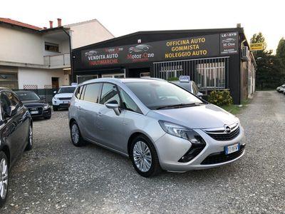 usata Opel Zafira Tourer 2.0 CDTi 7 Posti Cosmo - euro 6