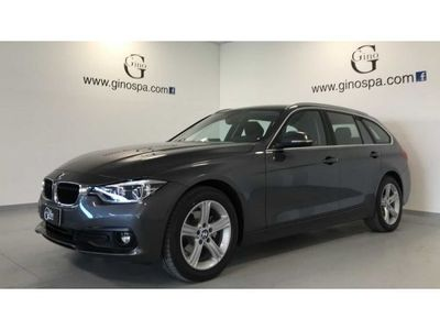 gebraucht BMW 316 d Touring Business Advantage aut.