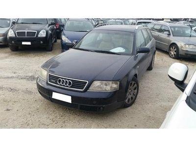 usata Audi A6 2.5 V6 TDI cat Avant quattro Advance