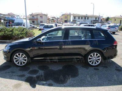 brugt VW Golf Variant VII 1.6 TDI Executive BlueMotion Technology
