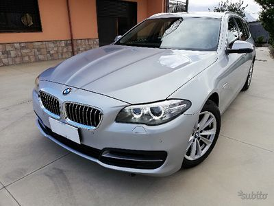 begagnad BMW 520 d 2015 xdrive aut. 2.0 190 cv navi pelle
