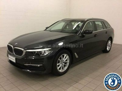 usata BMW 520 d aut. Touring Business