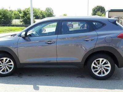 usata Hyundai Tucson 1.7CRDi Comfort 115cv