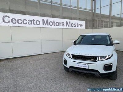 usata Land Rover Range Rover 2.0 TD4 150 CV 5p. HSE Dynamic Padova