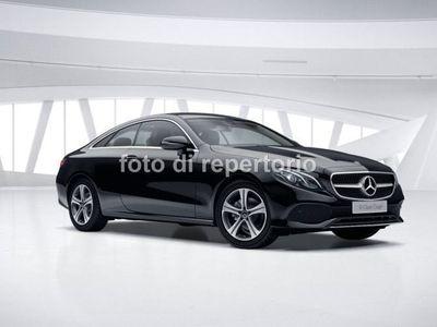 usata Mercedes E220 CLASSE E COUPÉAuto Sport