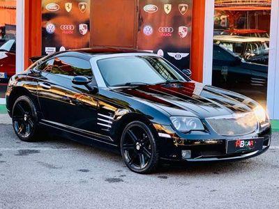 usata Chrysler Crossfire 3.2 cat Limited/GARANZIA/PERMUTE/TOTAL BLACK
