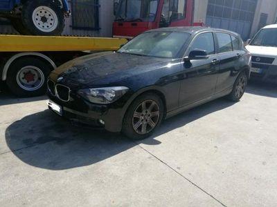 usata BMW 114 d 5p. Sport