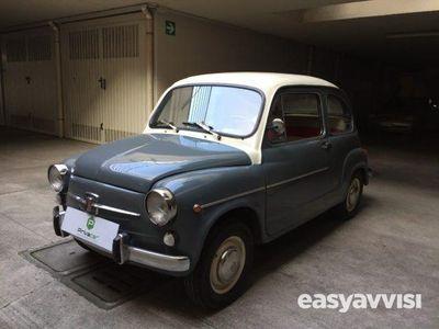 usata Fiat 600D 600benzina