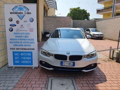 usata BMW 428 Gran Coupé Serie 4 G.C. (F36) xDrive Msport