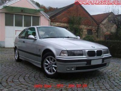 usata BMW 323 Compact ti 2.5 24V 170CV - SI PERMUTE- Coupe'