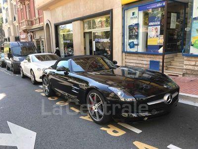 used Mercedes SLS AMG ROADSTER
