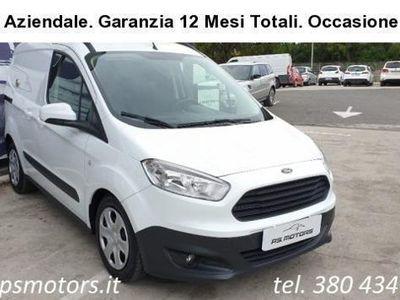 usata Ford Transit Courier 1.5 TDCi 75CV Van Trend, Aziendale, Garantito.