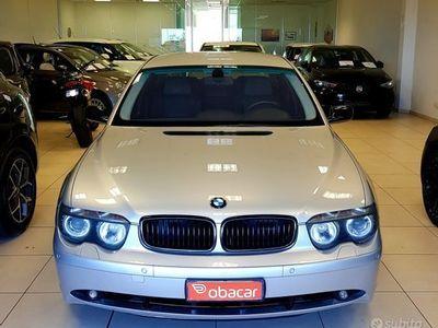 usata BMW 730 d full optional km certificati