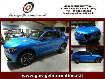 usata Alfa Romeo Giulia GiuliaStelvio 2.0 Turbo 200 CV AT8 Q4 B-Tech
