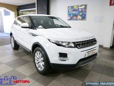 used Land Rover Range Rover 2.2 Sd4 5p. Autom. Firenze