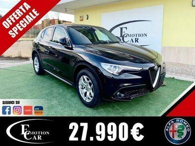 usata Alfa Romeo Stelvio 2.2 Turbodiesel 210 CV AT8 Q4