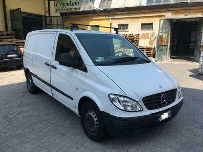 second-hand Mercedes Vito 2.2 115 CDI