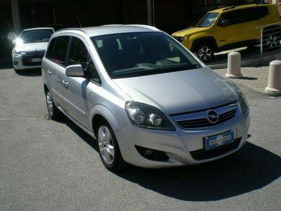 usata Opel Zafira 1.7 CDTI 110CV ecoFLEX One UNICO PROPRIETARIO !!