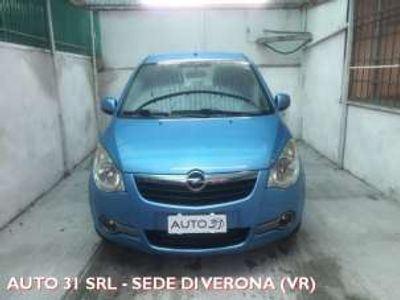 usata Opel Agila 1.3 CDTI F.AP. Enjoy NEOPATENTATI Diesel