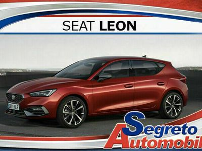 usata Seat Leon 5p 1500 Tsi 130 Cv Www.segretoautomobili.it