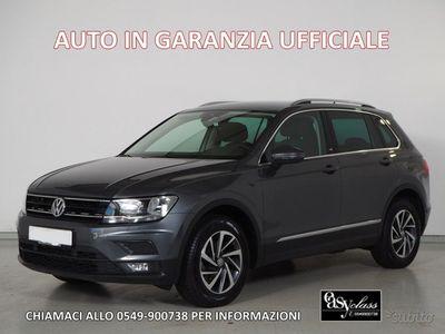 brugt VW Tiguan 1.4 TSI 150 CV 4Motion NAVI ACC GANCIO TRAINO