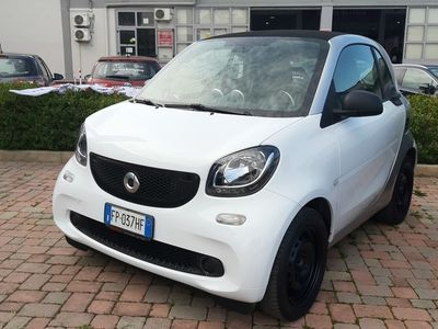 usata Smart ForTwo Coupé fortwo 3ªs.(C/A453)70 1.0 twinamic Youngster Berlina [SEMESTRALE]