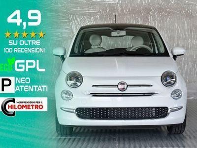 usata Fiat 500 500 1.2 EasyPower Lounge1.2 EasyPower Lounge