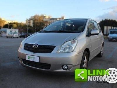 usata Toyota Corolla Verso 1.8 16V
