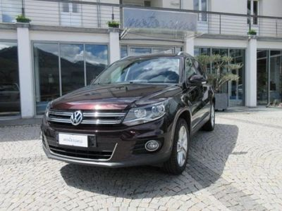 brugt VW Tiguan 2.0 TDI 177CV 4 Motion Sport & Style BMT rif. 11499871