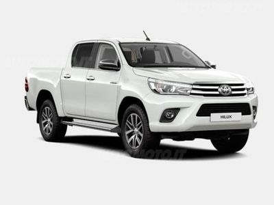 usata Toyota HiLux Pick-up 2.D-4D A/T 4WD porte Double Cab Lounge nuova a San Lazzaro di Savena
