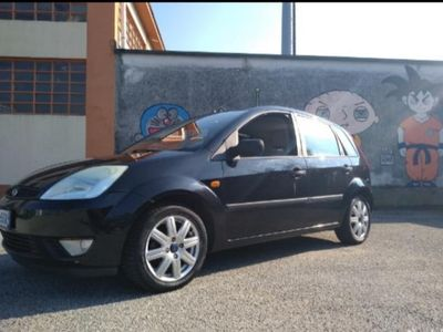 used Ford Fiesta 1.4 TDCi 5p. Ghia