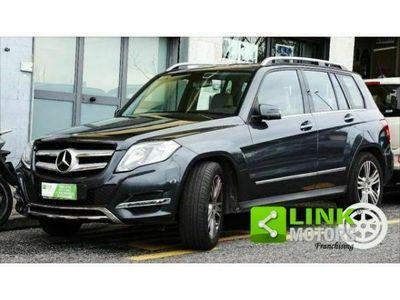 usata Mercedes GLK200 cdi sport automatic - unico proprietario