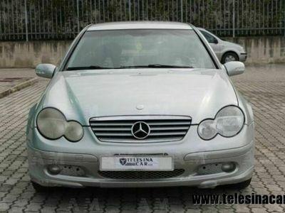 usata Mercedes 180 Classe C CoupéKompressor TPS cat Sportcoupé usato