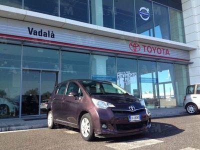 usata Toyota Verso-S usata 2011